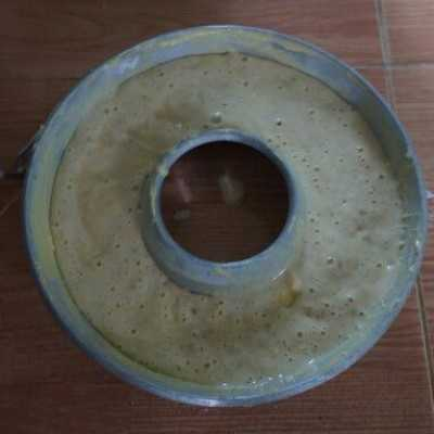 Step 4 Banana Bread #JagoMasakMinggu2Periode2