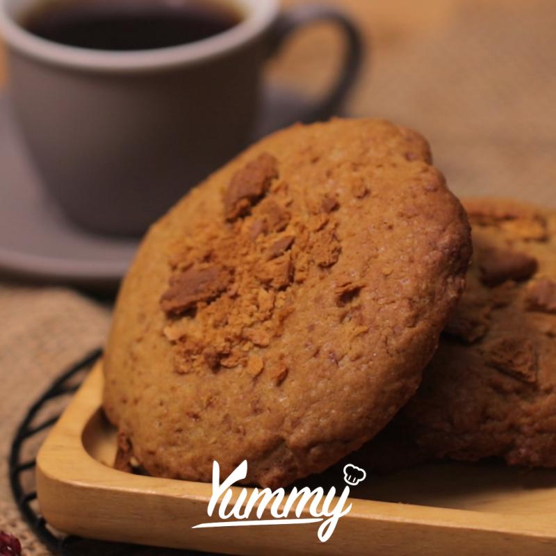 Biscoff Soft Cookies
