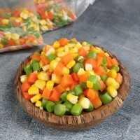 Homemade Mixed Vegetables