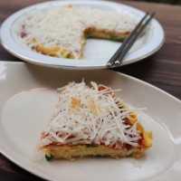 Mie Pizza Barbeque #JagoMasakMinggu6Periode2