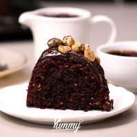 Hazelnut Choco Bundt Cake