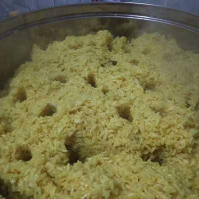 Step 7 Nasi Kuning #JagoMasakMinggu10Periode2