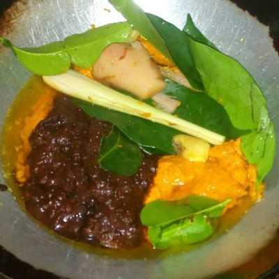 Step 3 Rawon Daging #JagoMasakMinggu10Periode2
