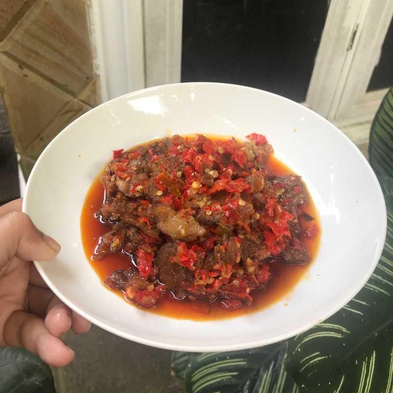 Resep Dendeng Balado Basah Dari Chef Mayra Fristanty Putri Yummy App