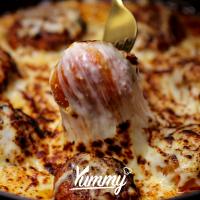 Chicken Parmigiana Meatball