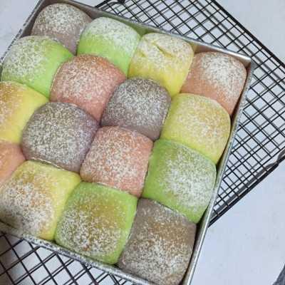 Step 6 Hokkaido Milk Bread isi Keju