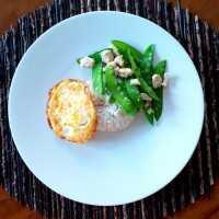 Nasi Cah Ayam Kapri