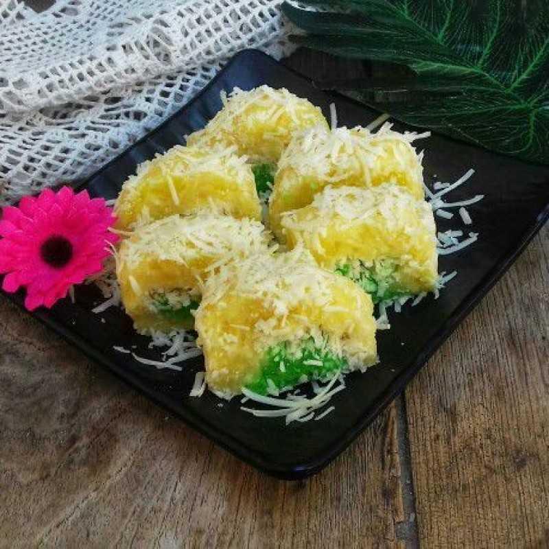 Resep Dan Cara Membuat Getuk Singkong Keju Jagomasakminggu1periode3 Yummy App