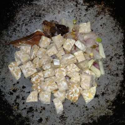 Step 3 Tumis Wortel Kacang Panjang #JagoMasakMinggu1Periode3