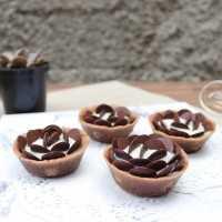 Flower Choco Pie #JagoMasakMinggu2Periode3