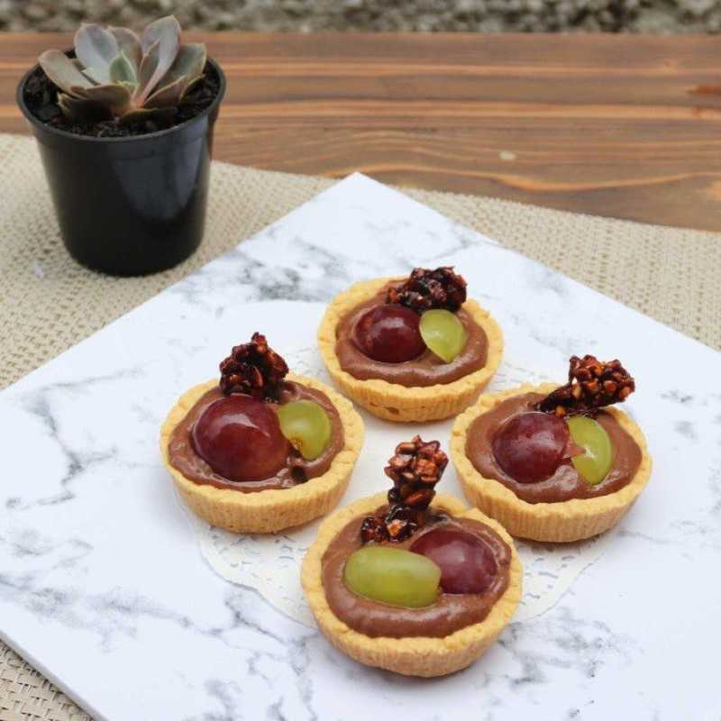 Nougat Thompson Pie #JagoMasakMinggu2Periode3