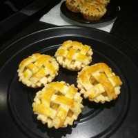 Banana Mini Pie #JagoMasakMinggu2Periode3
