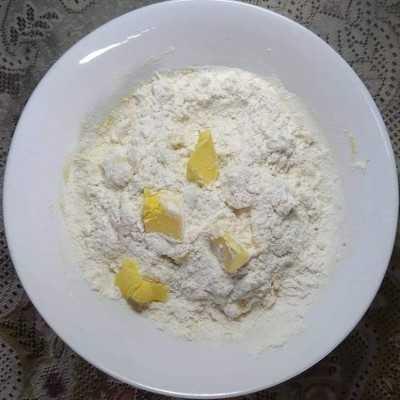 Step 1 Pie Susu Pisang #JagoMasakMinggu2Periode3