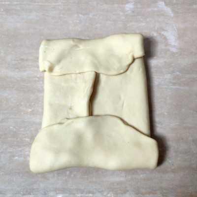Step 4 Banana Coffee Pastry #JagoMasakMinggu2Periode3