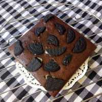 Brownies Coklat Gorio #JagoMasakMinggu3Periode3