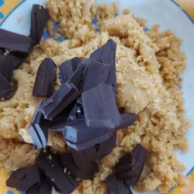Step 3 Choco Lava Cookies