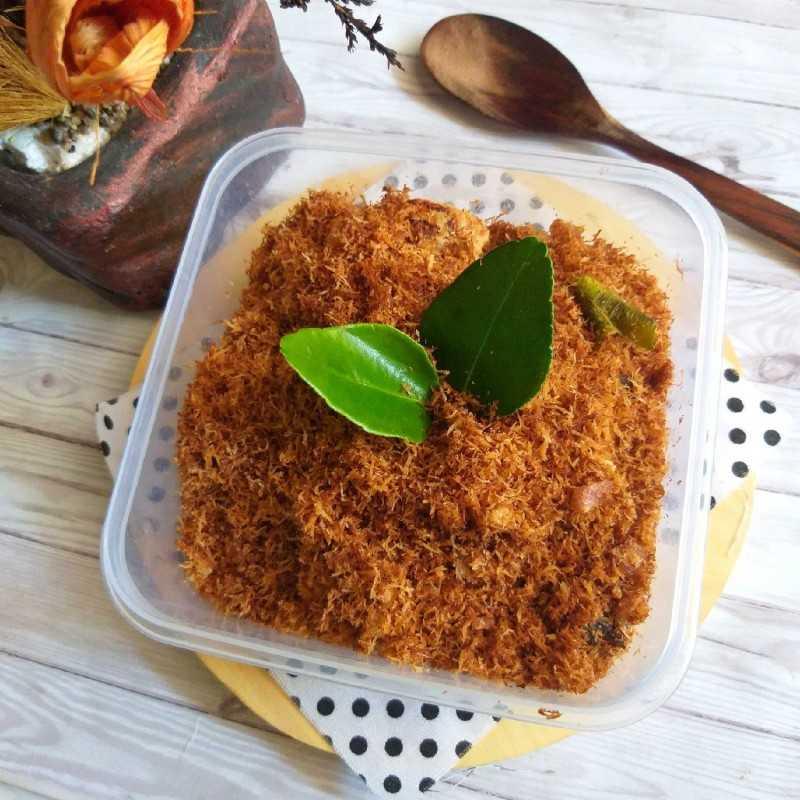 Resep Dan Cara Membuat Serundeng Kelapa Yummy App