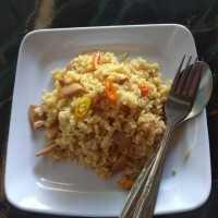Nasi Goreng Sosis #JagoMasakMinggu3Periode3
