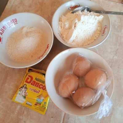 Step 2 Cake Ultah Simpel