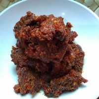 Dendeng Sapi Sambel Bawang