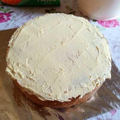 Step 7 Cake Ultah Simpel