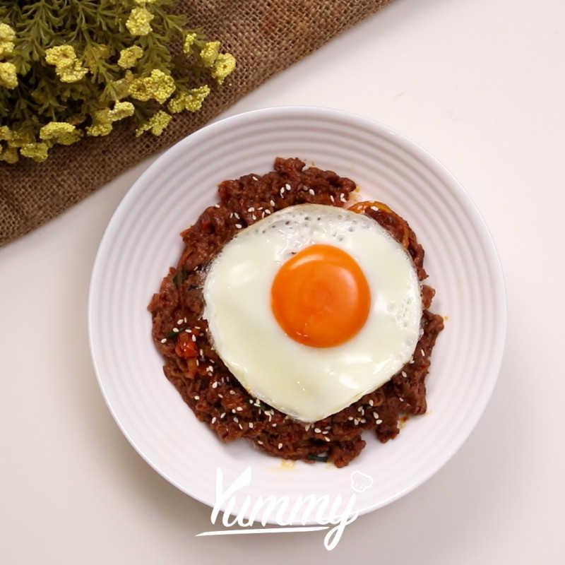 Tumis Daging Saus Korea