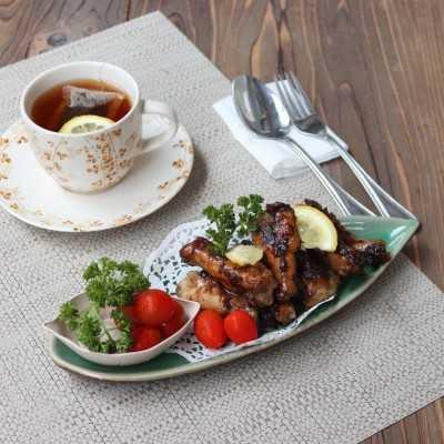 Step 5 Roasted Chicken Wings Italian Herbs #JagoMasakMinggu4Periode3