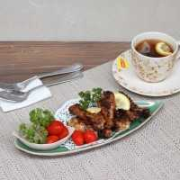 Roasted Chicken Wings Italian Herbs #JagoMasakMinggu4Periode3