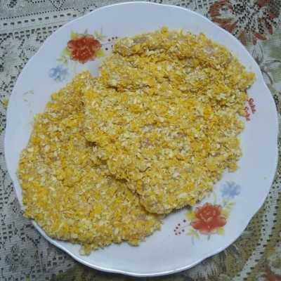 Step 4 Chicken Parmigiana #JagoMasakMinggu4Periode3