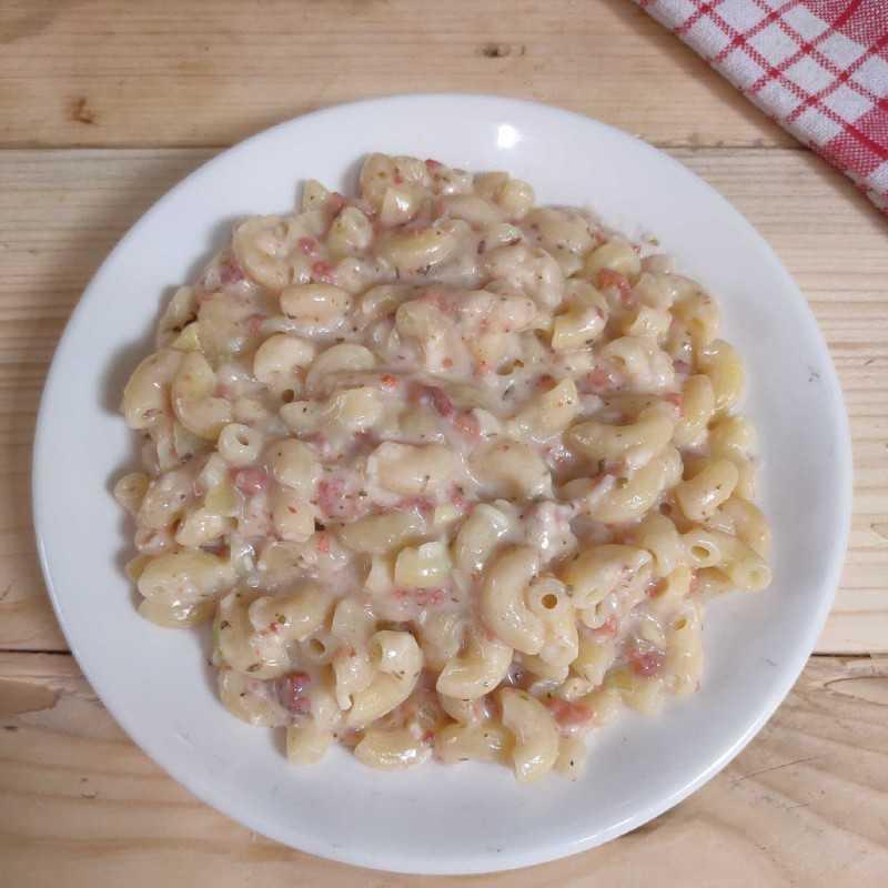 Creamy Macaroni #JagoMasakMinggu4Periode3