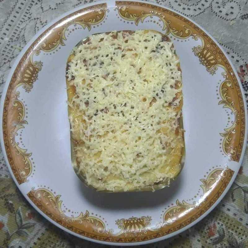 Spinach Potato Lasagna #JagoMasakMinggu4Periode3