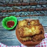 Roti Goreng Mayo