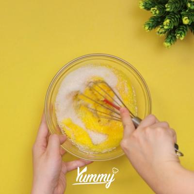 Step 2 Lemon Curd