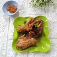 Ayam Goreng Daun Jeruk