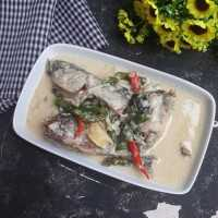 Ikan Tongkol Kuah Santan