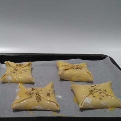 Step 5 Puff Pastry Pocket