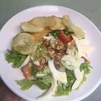 Selada Minang (Salad Sayur) #JagoMasakMinggu8Periode3