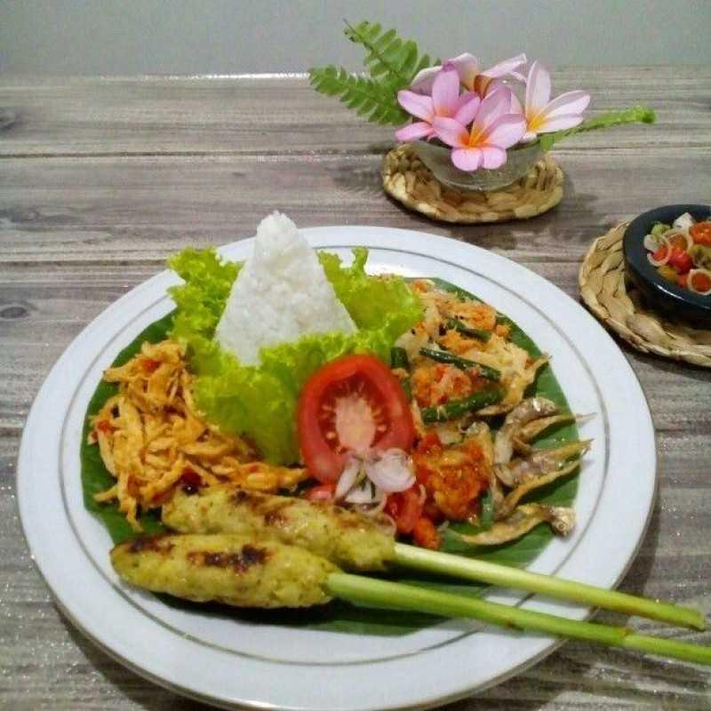 Nasi Campur Bali #JagoMasakMinggu9Periode3