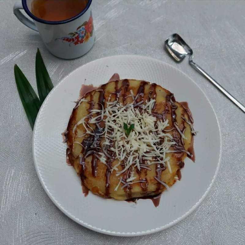 Resep Lempeng Pisang Kelapa Jagomasakminggu9periode3 Dari Chef Depay Kitchen Yummy App