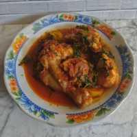 Ayam Woku #JagoMasakMinggu9Periode3