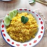 Nasi Kuning Banjar #JagoMasakMinggu9Periode3