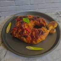 Ayam Bakar Taliwang #JagoMasakMinggu9Periode3
