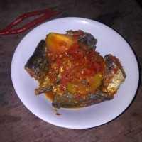 Ikan Salem Pedas Manis #JagoMasakMinggu10Periode3