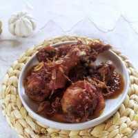 Ayam Rampa/Ayam Rempah Ala Papua #JagoMasakMinggu10Periode3
