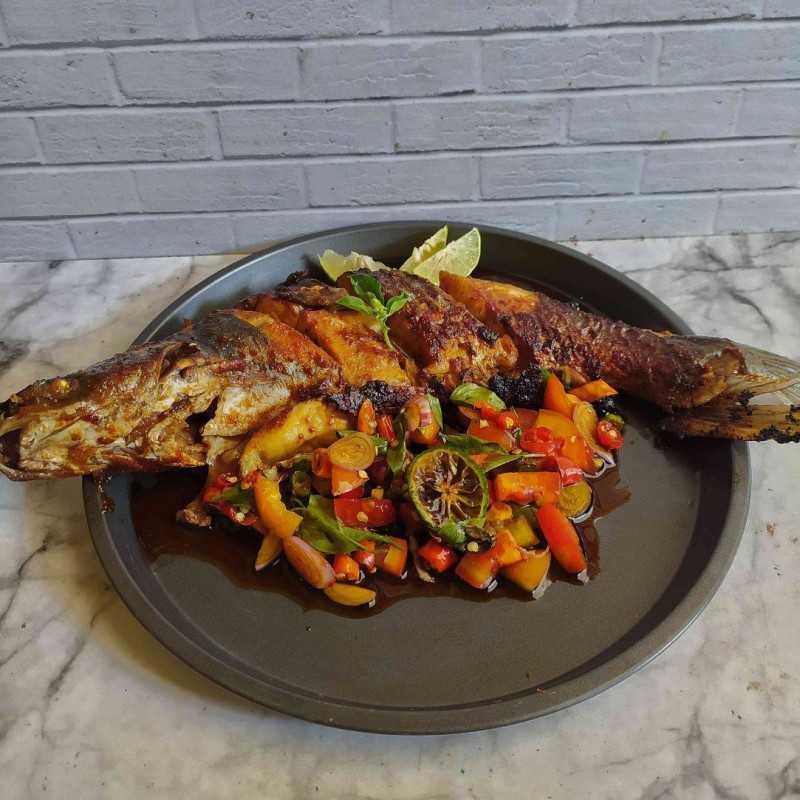 Ikan Bakar Sambal Colo-Colo #JagoMasakMinggu10Periode3