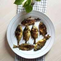 Ikan Bawis Teflon