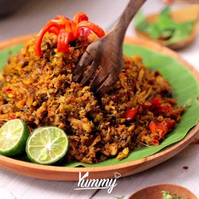 Cakalang Fufu Pampis