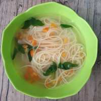 Spaghetti Rebus Kemangi