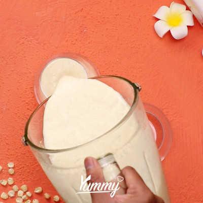 Step 4 Jasuke Milkshake
