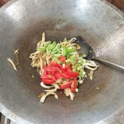 Step 5 Pepes Jamur Tahu